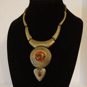 "Jewelry - Statement Necklace 20"""